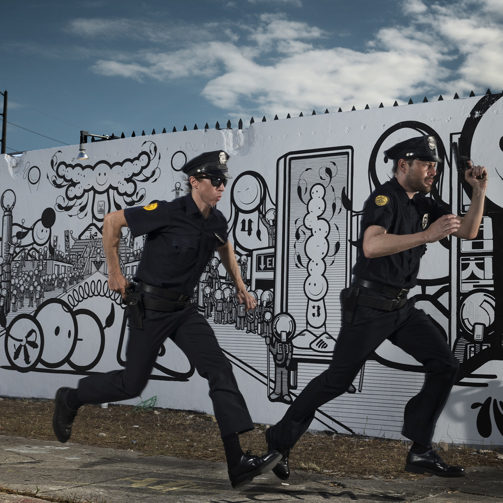 the_london_police
