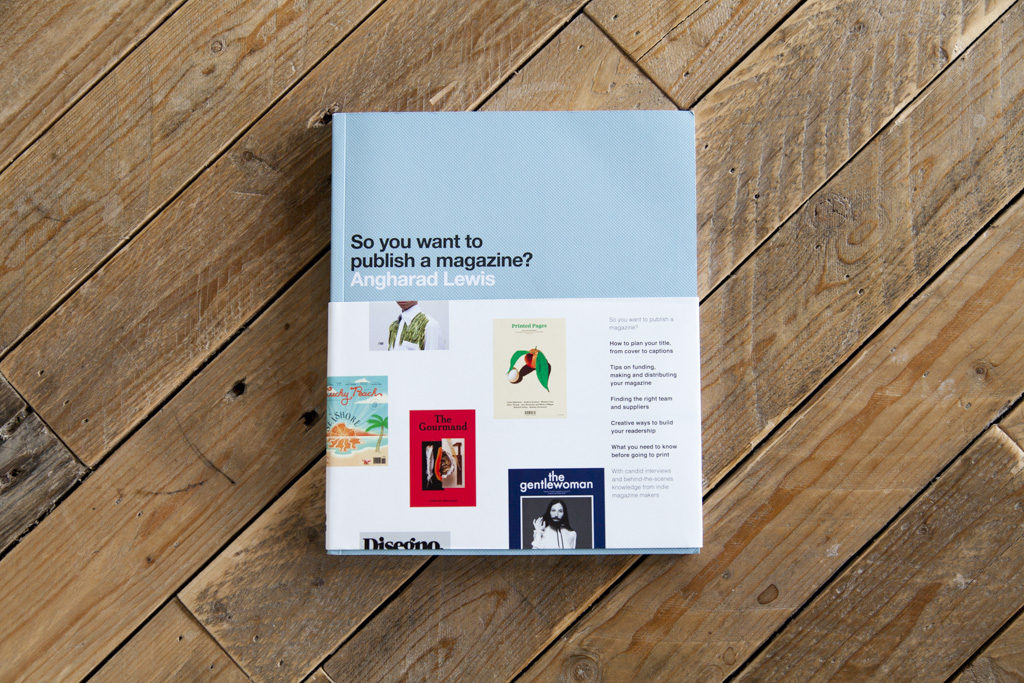 So You Want To Publish A Magazine? | Book Review - OFFSET