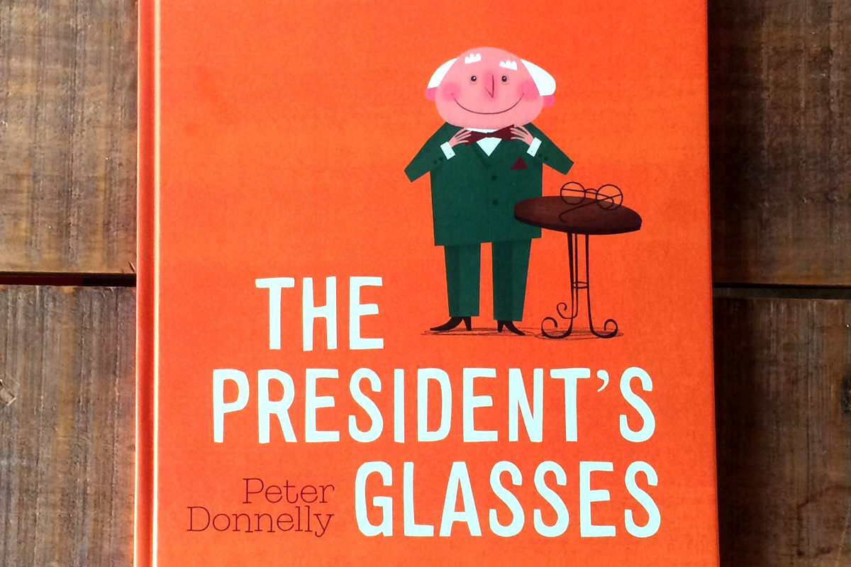 Stevenphan s ideas an ideabook by stevenphan - Book Review The President S Glasses